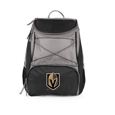 NHL Vegas Golden Knights PTX Backpack Cooler - Black