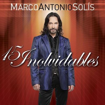 LR SOLIS MARCO ANTONIO 15 INOLVIDABLES (CD)
