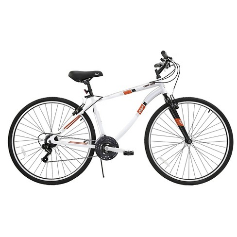 Columbia Men's Cross Train 700c Mountain Bike - Pearl White - image 1 of 6