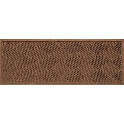 2'x5' Runner Aqua Shield Diamonds Indoor/Outdoor Doormat - Bungalow Flooring