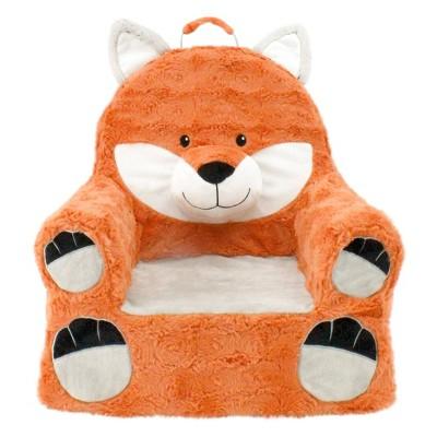 Soft Landing Sweet Seats Fox Children's Soft Chair