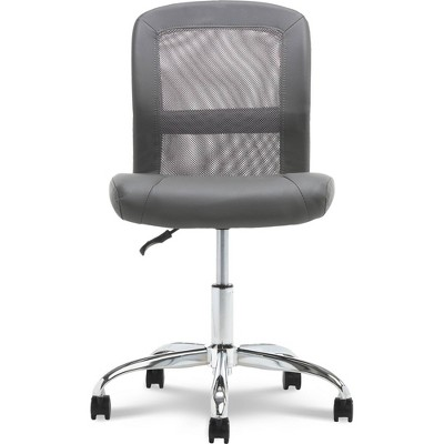 Essentials Computer Chair Productivity Gray - Serta