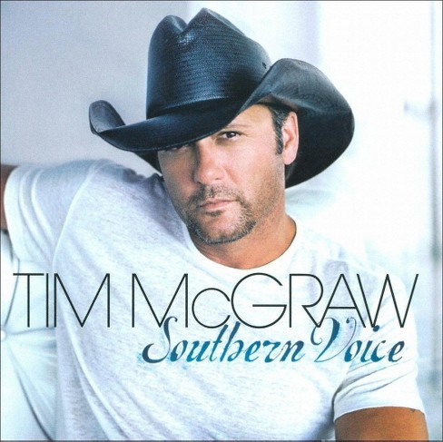 Tim mcgraw - Southern voice (CD) - image 1 of 2