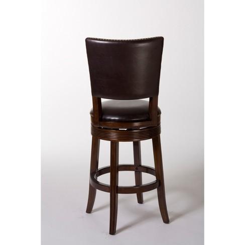 Fantastic 26 Sonesta Swivel Counter Stool Brown Hillsdale Furniture Creativecarmelina Interior Chair Design Creativecarmelinacom