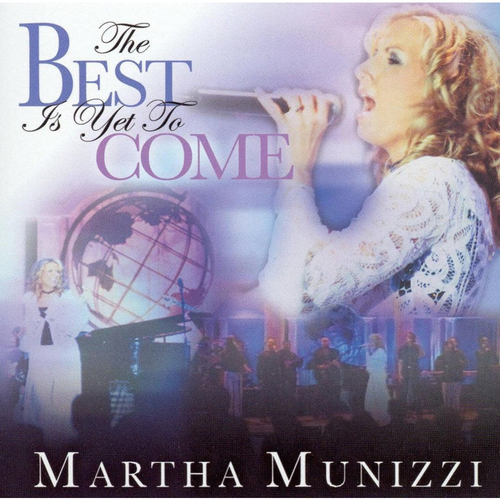 Martha Munizzi - Best Is Yet To Come (CD)
