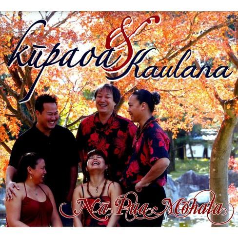 Kupaoa & Kaulana - Na Pua Mohala (CD) - image 1 of 1