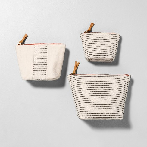 3pk Travel Case - Hearth & Hand™ with Magnolia - image 1 of 4