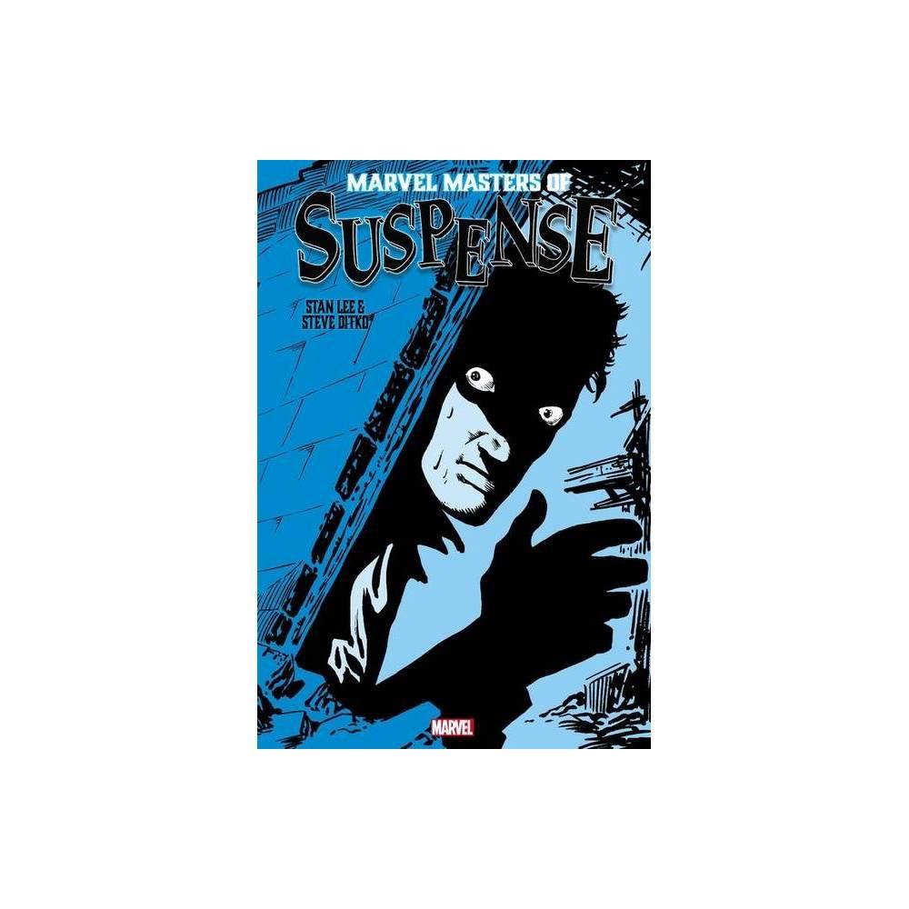 Marvel Masters Of Suspense Stan Lee Steve Ditko Omnibus Vol 2 Hardcover