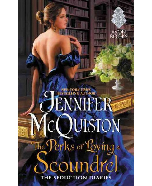 Perks of Loving a Scoundrel (Paperback) (Jennifer McQuiston) - image 1 of 1