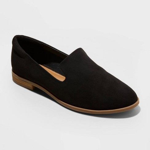 Women's Adeline Round Toe Flat Loafers - Universal Thread™ - image 1 of 3