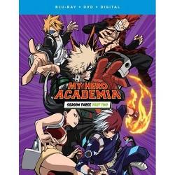 My Hero Academia: Two Heroes (Blu-Ray + Digital) : Target