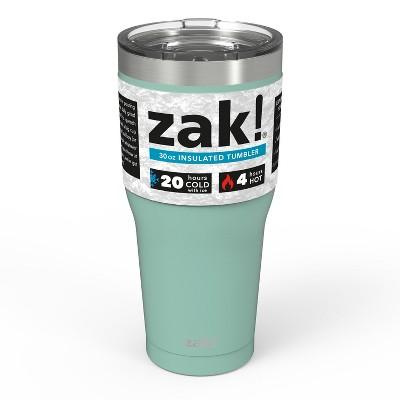 Zak Designs Designs 30oz DW SS Tumbler - Mint Green