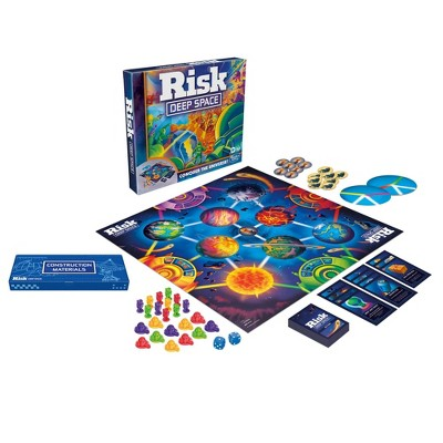 Risk Deep Space Strategy Board Game
