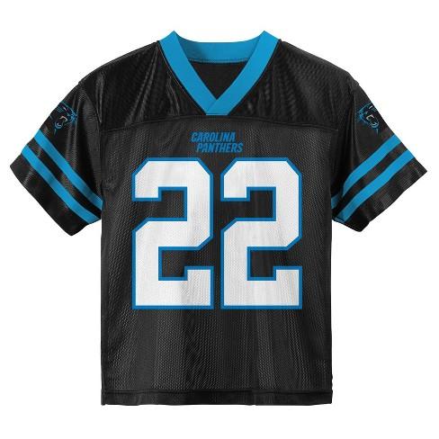 low priced 8959d 9343f NFL Carolina Panthers Toddler Boys' McCaffrey Christian Jersey - 2T