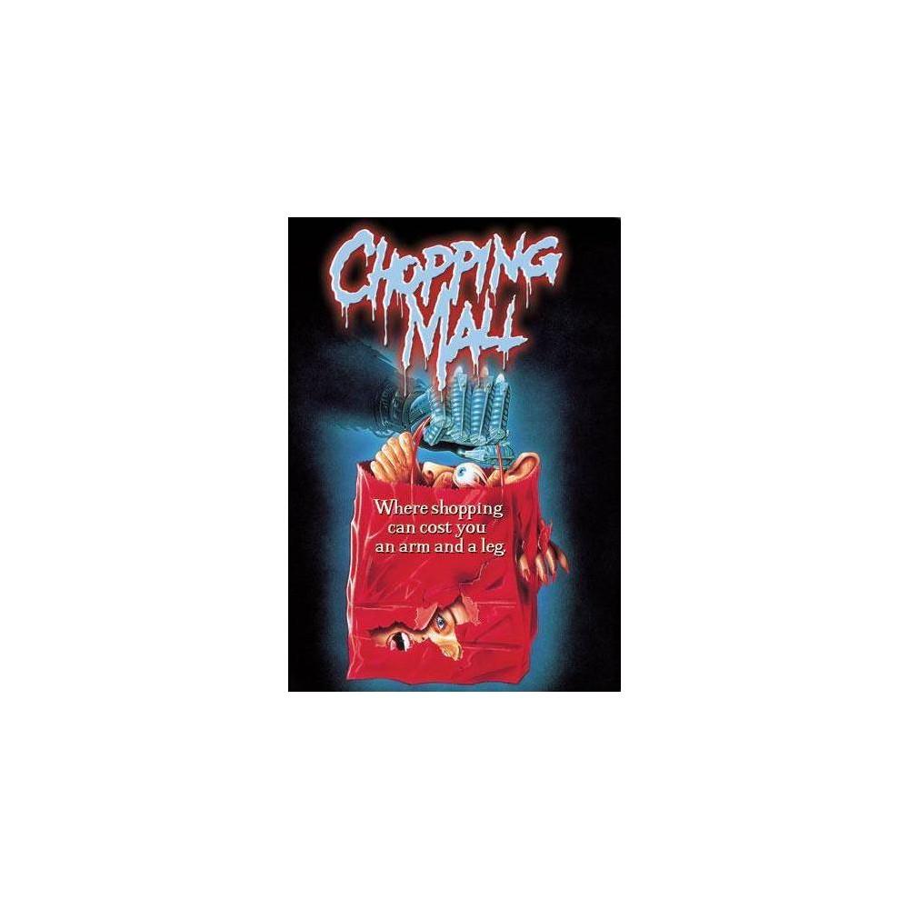 Chopping Mall Dvd 2004