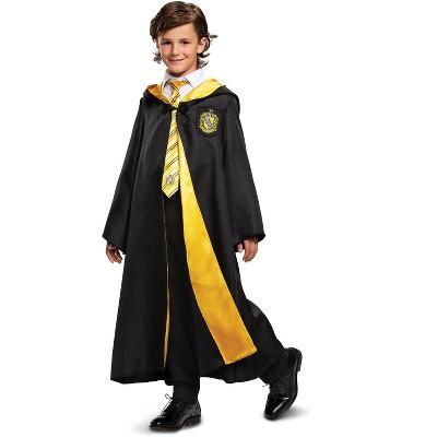 Harry Potter Hufflepuff Robe Deluxe Child Costume