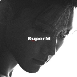 Superm - The 1st mini album - ten cover (CD)