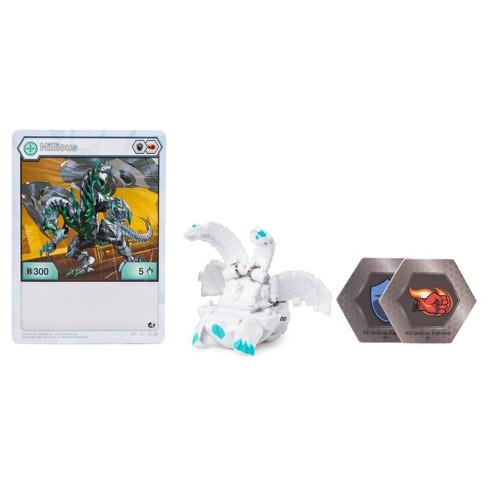 "Bakugan Haos Nillious 2"" Collectible Action Figure and Trading Card - image 1 of 4"