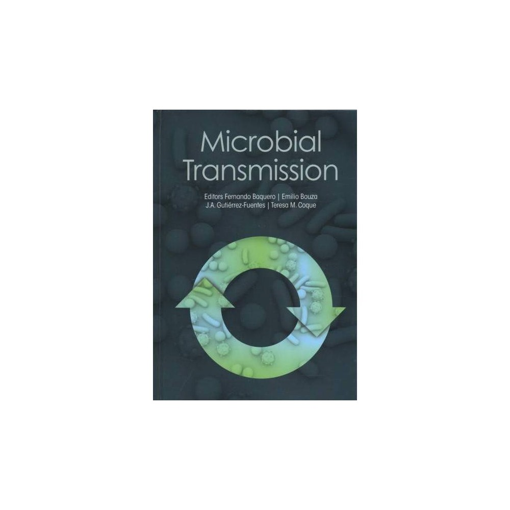 Microbial Transmission - 1 (Hardcover)