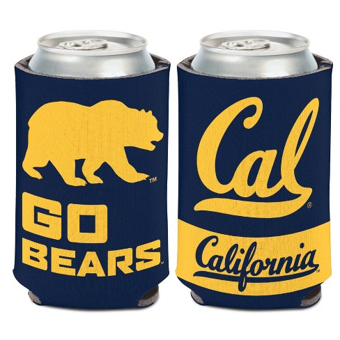 NCAA Cal Golden Bears Slogan Can Cooler - image 1 of 1