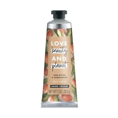 Love Beauty and Planet Shea Hand Cream -  1oz