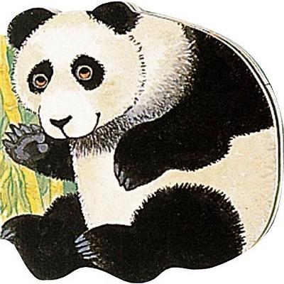 Pocket Panda - (Pocket Pals (Safari Ltd))(Board_book)