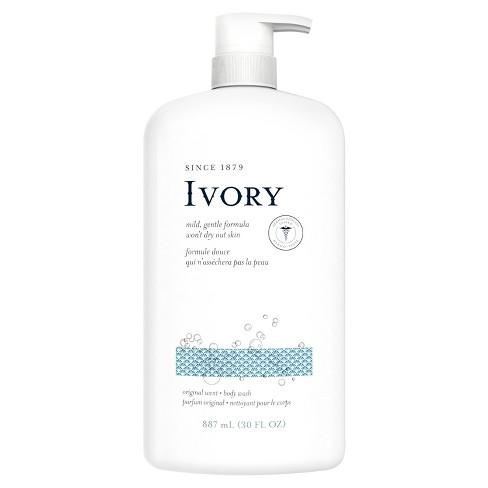 Ivory Body Wash Original Scent - 30 fl oz - image 1 of 4