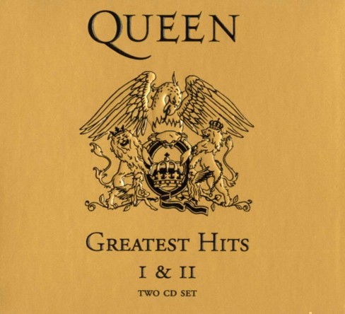 Queen - Greatest Hits, Vols. 1 & 2 (CD) - image 1 of 1