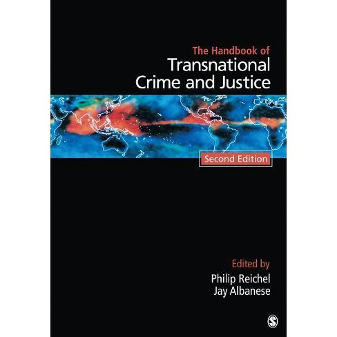 Handbook of Transnational Crime and Justice - 2 Edition (Paperback) - image 1 of 1