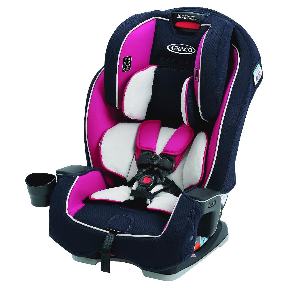 Graco Milestone All-in-1 Car Seat - Ayla
