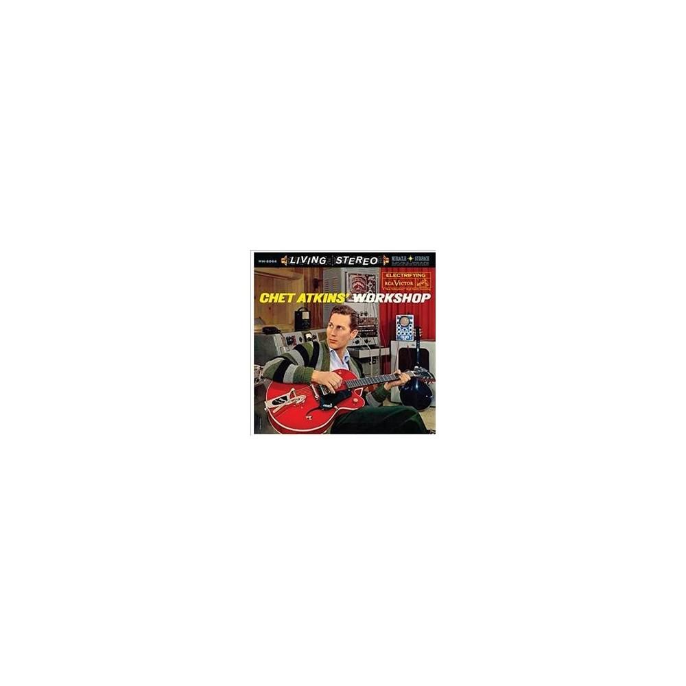 Chet Atkins - Workshop (Vinyl)
