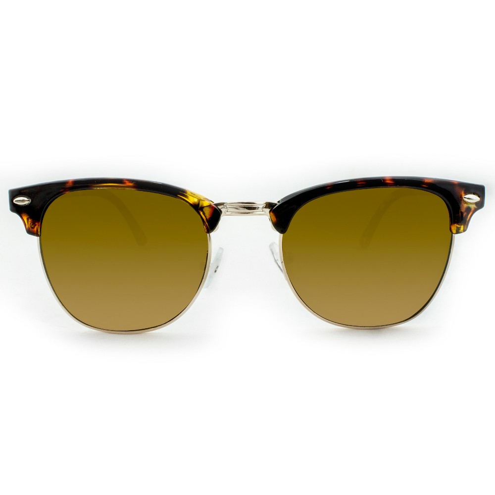 Women's Clubmaster Sunglasses - A New Day Brown