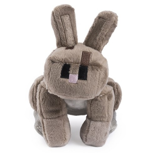 Minecraft Baby Rabbit Plush Small Target