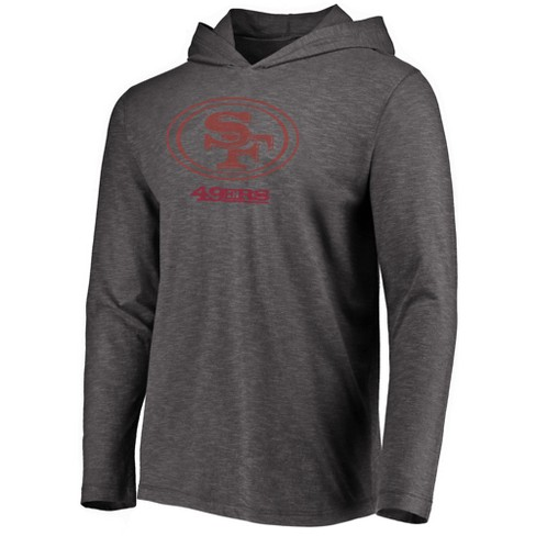San Francisco 49ers Men's Victory Lightweight Hoodie XXL - image 1 of 2