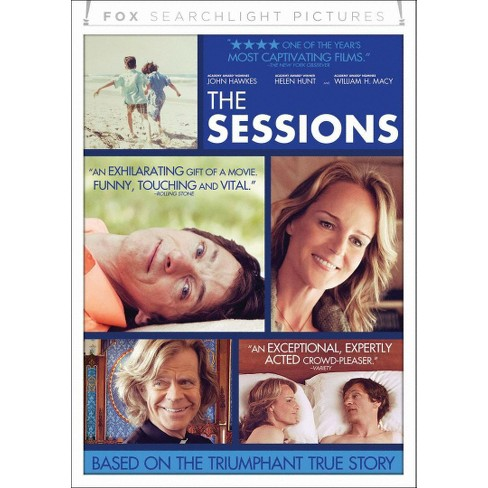 The Sessions (dvd_video) - image 1 of 1