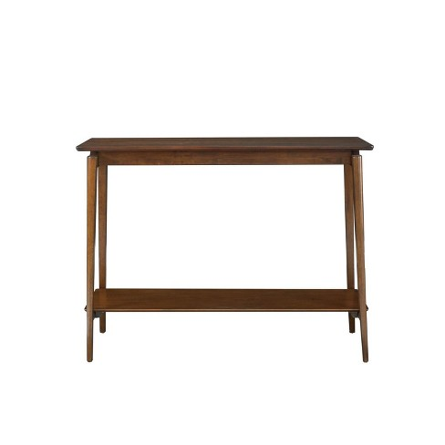 Watson Sofa Table Espresso Brown - Powell Company