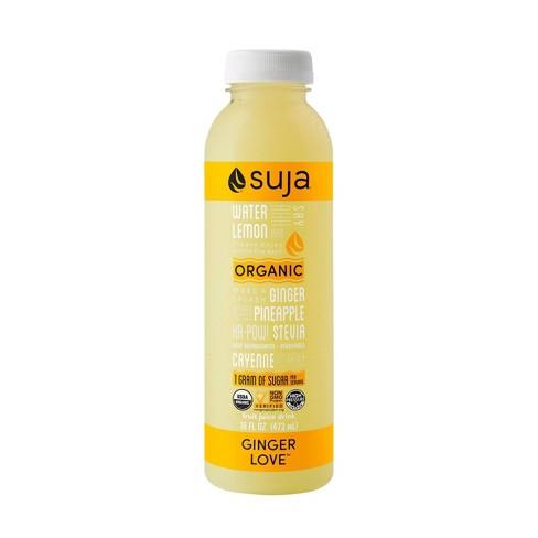 Suja Organic Vegan Ginger Love Water - 16 fl oz - image 1 of 2