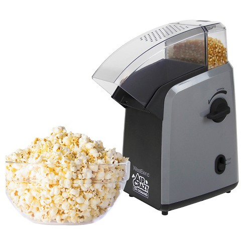 West Bend Air Crazy Popcorn On Demand Hot Air Popcorn Machine Target