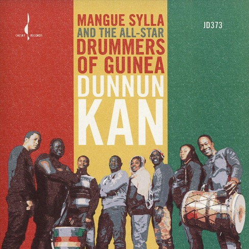 All-star drummers of - Dunnun kan (CD) - image 1 of 1