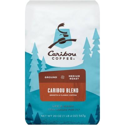 Coffee: Caribou Coffee