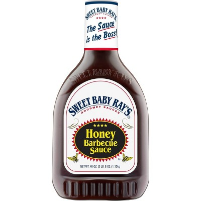 Sweet Baby Ray's Honey Barbecue Sauce - 40oz