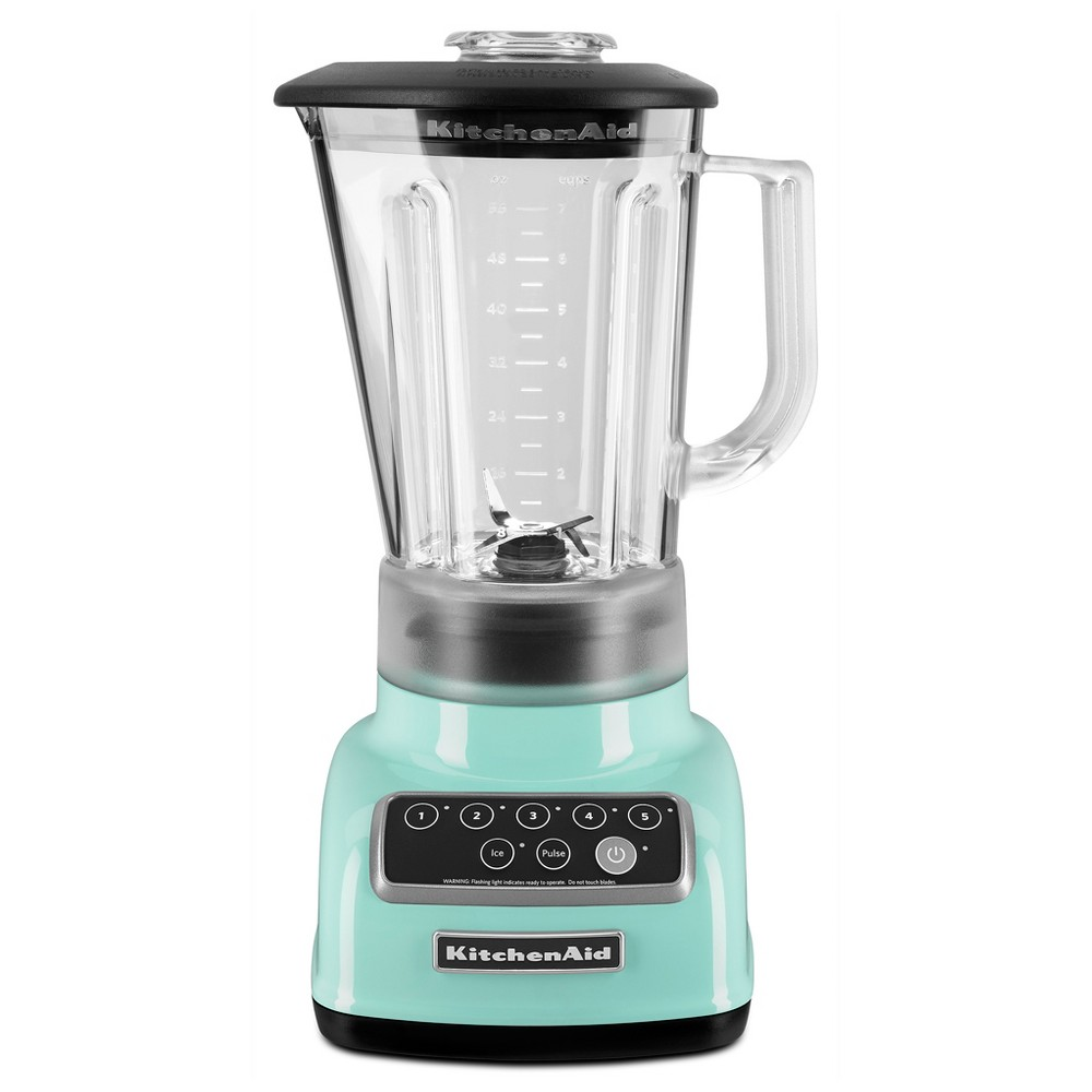 KitchenAid Multifunction 56oz 5-Speed Blender – Blue Ice KSB1570 52044814