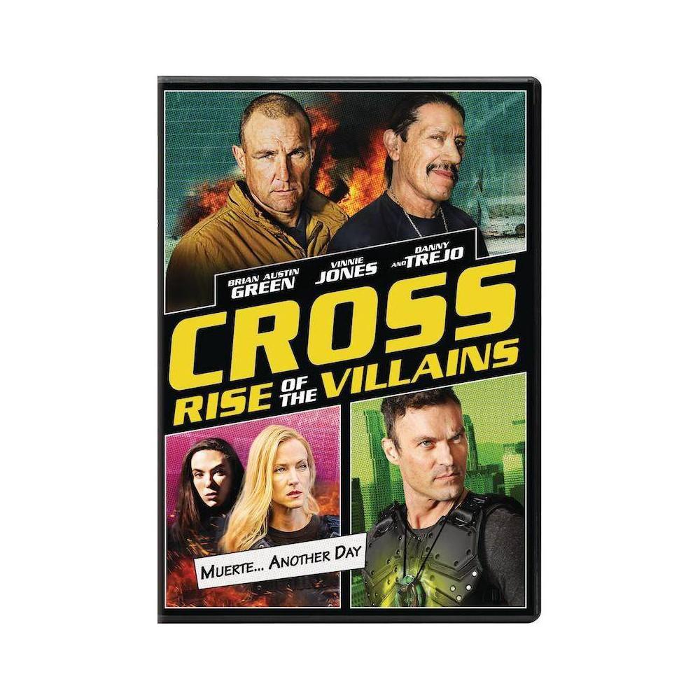 Cross Rise Of The Villains Dvd