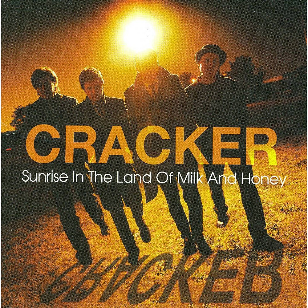 Cracker - Sunrise In The Land Of Milk And Honey (CD) Spin (p.88) -  Lowery's piercing intelligence and smartass humor click on Sunrise, his smoke-stained voice adding genuine soul to the quartet's chunky guitar pop.  Billboard (p.53) -  [T]heir strongest record to date, with punk- and glam-fueled tunes jostling alongside the band's hooky pop-Americana mainstays.  Disc 1 1. Yalla Yalla (Let's Go) 2. Show Me How This Thing Works 3. Turn on, Tune in, Drop Out with Me 4. We All Shine a Light 5. Hand Me My Inhaler 6. Friends 7. I Could Be Wrong, I Could Be Right 8. Time Machine 9. Hey Bret (You Know What Time It Is) 10. Darling One 11. Sunrise in the Land of Milk and Honey