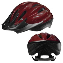 Helmets R Us Child's Bike Safety Helmet Size Small - Red