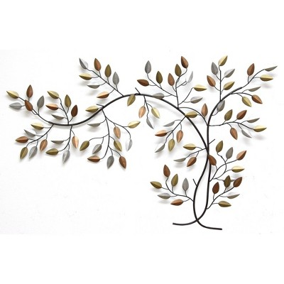 "39.96"" x 26.97"" Tree Branch Wall Décor - Stratton Home Décor"