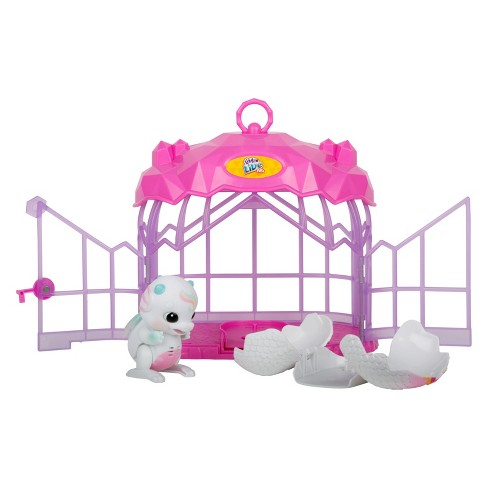Little Live Pets Surprise Dragon Crystal Cage - image 1 of 8