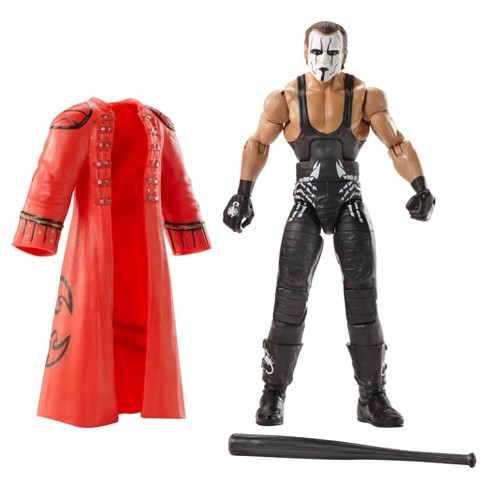 WWE Hall of Fame Elite Collection Sting Action Figure - image 1 of 5