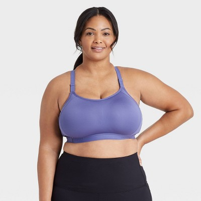 Women's Medium Support Adjustable Front Bra - All in Motion™