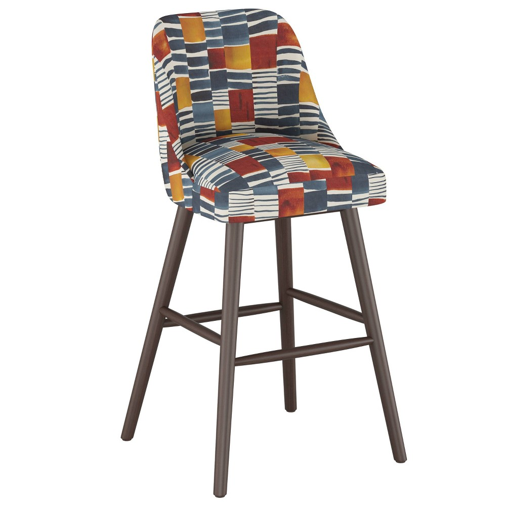 "Image of ""30"""" Geller Modern Barstool Painters Block - Project 62"""